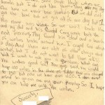 Letter From a Little Girl in Idaho About Wolves