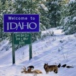 A Welcome to Idaho That's Deliciously Ironic and Becoming Iconic