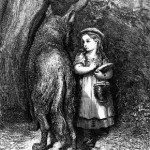 Wolves in Maine – 1891