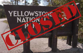 yellowstoneclosed