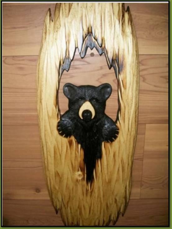 BearCarving