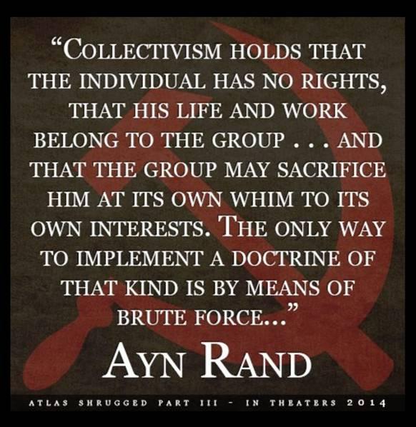 AyneRandCollectivism