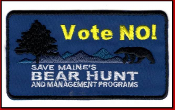 SaveMaineBearHunt