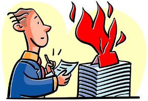 BurningDocuments