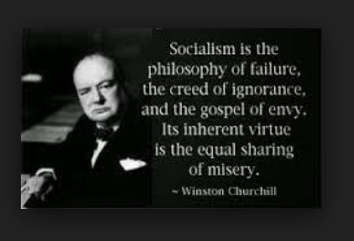 ChurchillSocialism