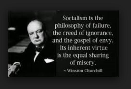 ChurchillSocialism