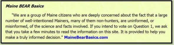 MaineBearFacts