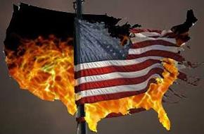 AmericaBurning