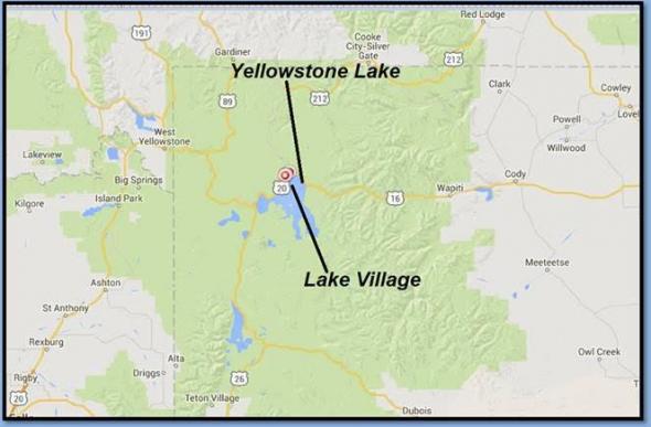 YellowstoneLake