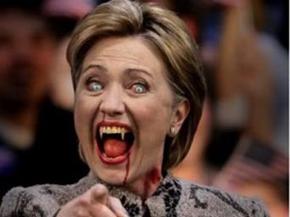 HillaryVampire