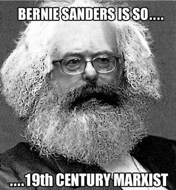 BernieSoMarxist