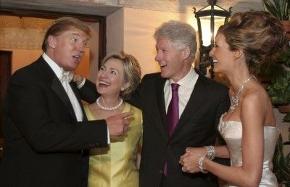 TrumpsClintons