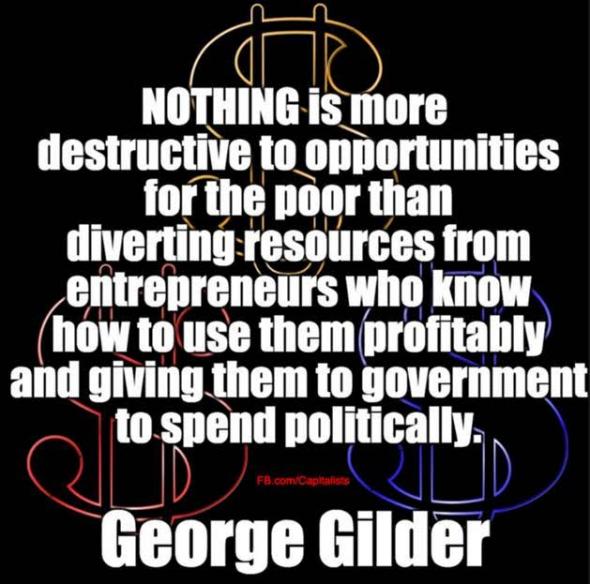 GeorgeGilderQuote