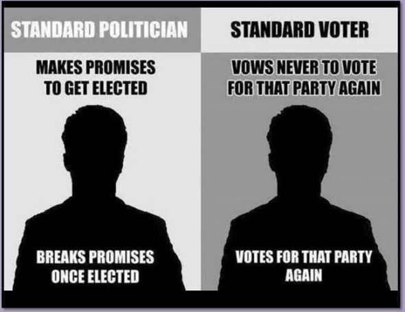 VoterPolitician