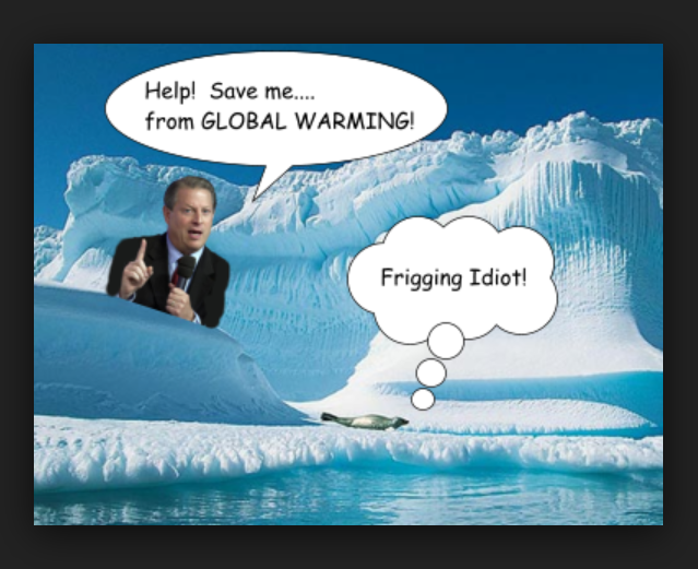 al gore global warming essay