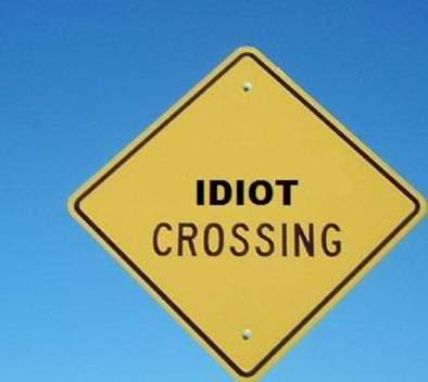 IdiotCrossing