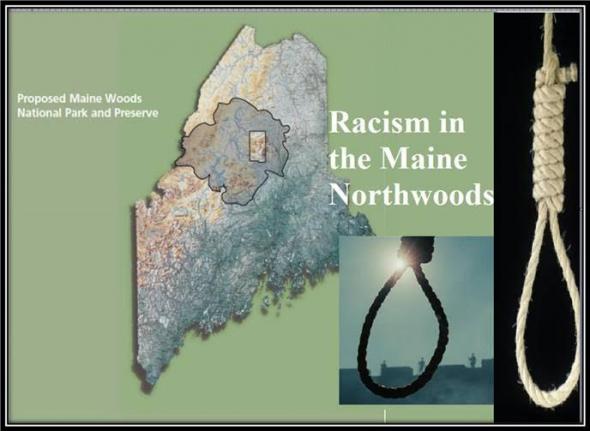RacismMaineNationalPark