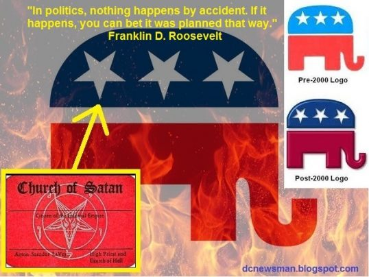 GOP+inverted+stars+satanic+logo