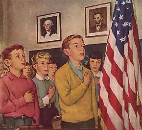 PledgeAllegiance